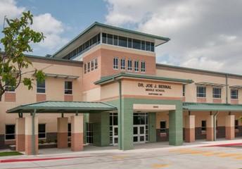 Dr. Joe J. Bernal Middle School