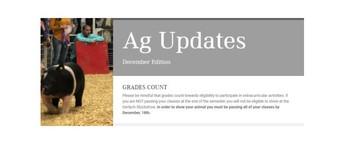 Ag Newsletter