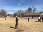 Mr. Davisson's Gateway to Technology class created kites