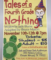 """Tales of a Fourth Grade Nothing"""