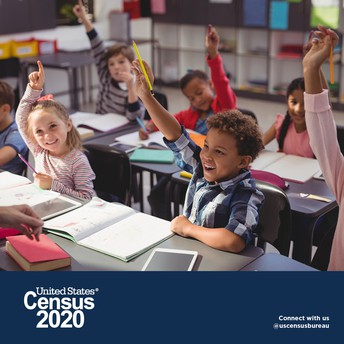 Respond to the 2020 Census to Shape the Future