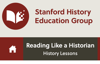READING LIKE A HISTORIAN PD INSTITUTES