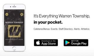 Did you know Warren has an app?