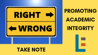 Academic Integrity (Cheating/Plagiarism)