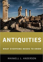 Antiquities: What Everyone Needs to Know
