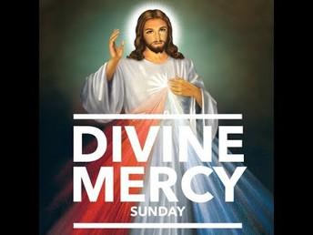 SFX Parish - Next Live Stream Mass: Divine Mercy Sunday, April 19 at 10:00 am