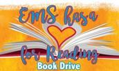 February 7-21 Book Drive
