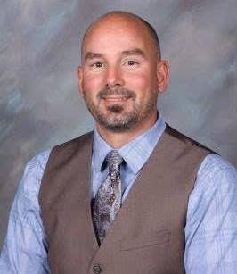 Principal Zach Mercier