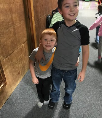Jayce and Tyler
