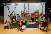 Miss Marino's Grade 1/2 Performance