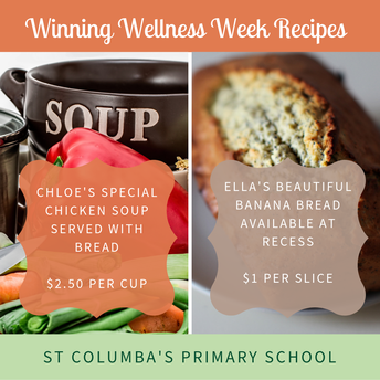 Canteen - Last Opportunity - Wellness Week Recipes