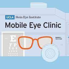 Clínica oftalmológica móvil de UCLA
