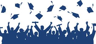 Graduation: June 3 at 7 PM