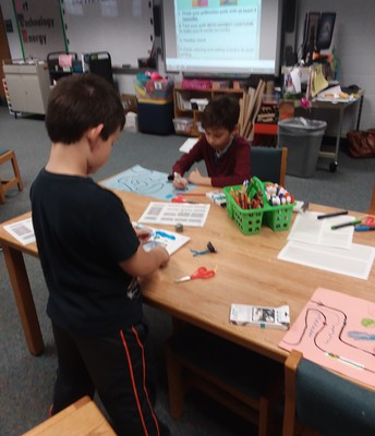 Old desktop lab becomes a busy MakerSpace