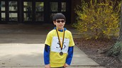 Congratulations on Vincent Chen's Success at Regional Spelling Bee