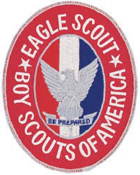 Several new G-D/Eagle Scouts recognized!