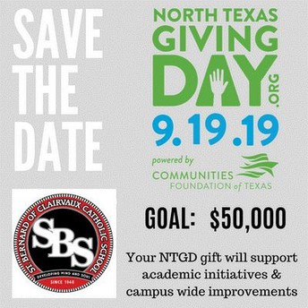 NORTH TEXAS GIVING DAY - THURSDAY, SEPTEMBER 19th