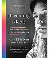 "New Book (non-fiction): ""Becoming Nicole: The Transformation of an American Family"""