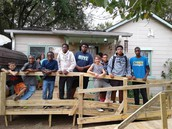 CASA RAMP BUILD -- September 17