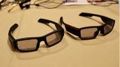 Vuzix glasses