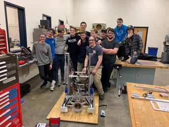 Chelsea High School Robotics Update!