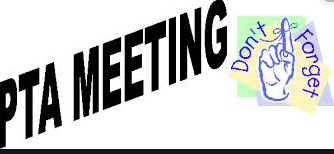 11/14 - PTA Meeting @ 6:00 - Library