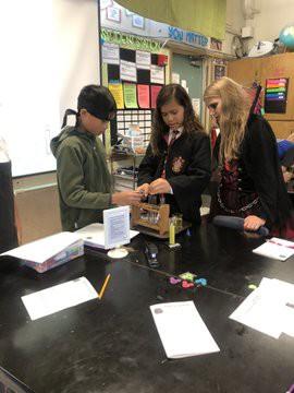 Halloween Science Lab
