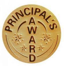 PRINCIPAL AWARDS - WEEK 1, TERM 3 2020