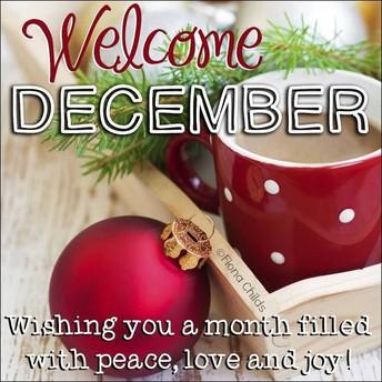 November 30- December 3