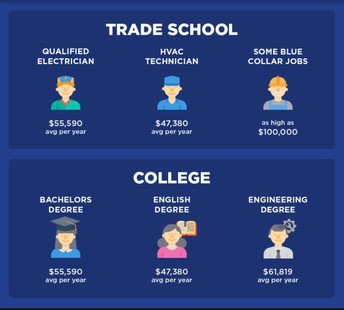 Trade & Vocational Colleges