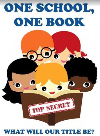 World Read Aloud Week- One School, One Book!