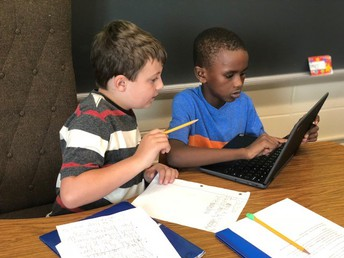 3rd Grade Collaboration
