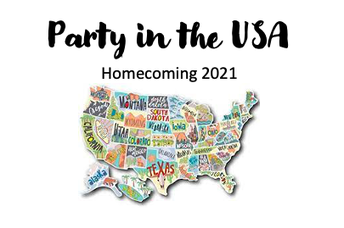 2021 Homecoming - Party in the USA