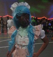 BDU's Annual Haunted House & Halloween Dance