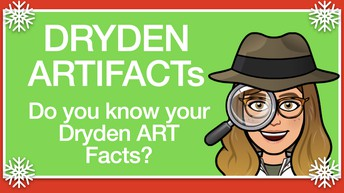 Dryden's ARTifacts