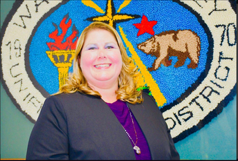 Welcome our new Instructional Dean, Ms. Jennifer Burns!