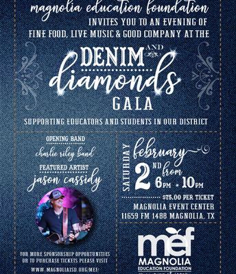 MEF Denim & Diamonds Gala