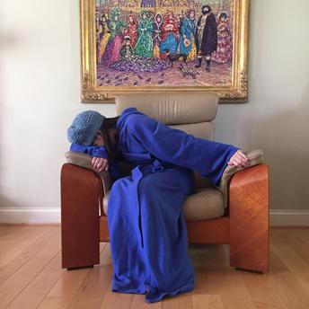 Mali Boucher's The Throne