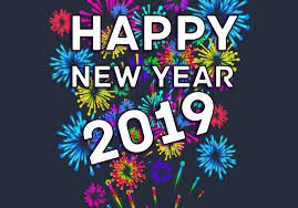 WHAT IS YOUR RESOLUTION FOR THE NEW YEAR OF 2019?
