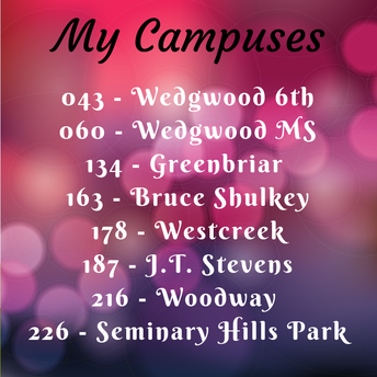 My Campuses