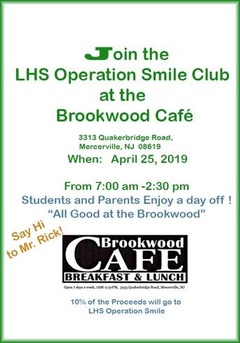Support Op Smile at Brookwood