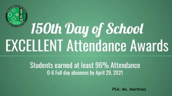 Excellent Attendance!
