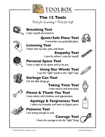TOOLBOX- Our Social Emotional Curriculum