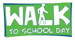 Walk To School Day October 13