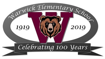 New Celebratory Logo for Warwick's 100 Year Anniversary
