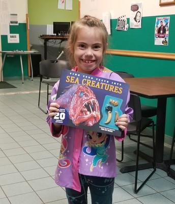 Emma Loves Reading!