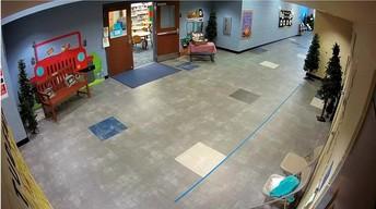 Primary School Hallway