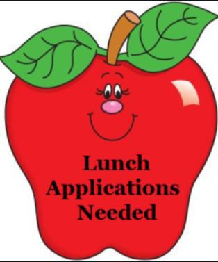 Help RHE!  Complete your child's lunch application.  Click the apple to begin.