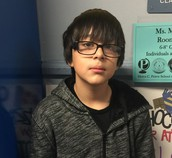 Eric Adams-  MYP Year 1, 6th grade