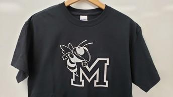 black w/hornet